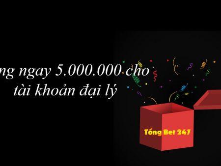 Khuyến mãi OK368 tặng 5 triệu vào tài khoản đại lý